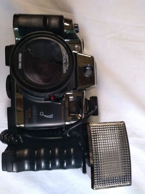 Olympia film camera