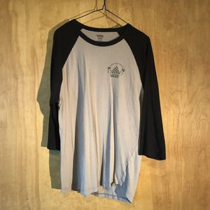 Vans Baseball Tee for Sale in San Bernardino, CA