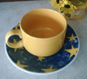 """""""Shoot For The Stars"""" Cup & Saucer for Sale in Nashville, TN"""