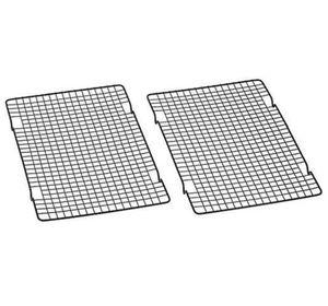 Baker's Secret 10 x 16-Inch Nonstick Cooling Rack, Set of 2 for Sale in Los Angeles, CA