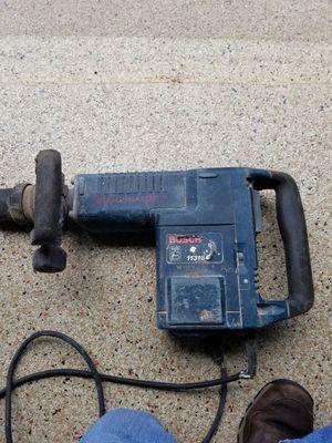 Bosch demo hammer for Sale in Parkton, MD