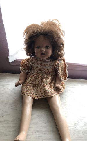Creepy Antique doll for Sale in Boring, OR