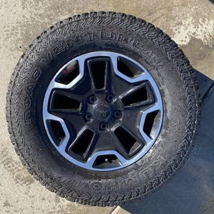 Jeep Wrangler Wheels And Tires for Sale in Broomfield, CO