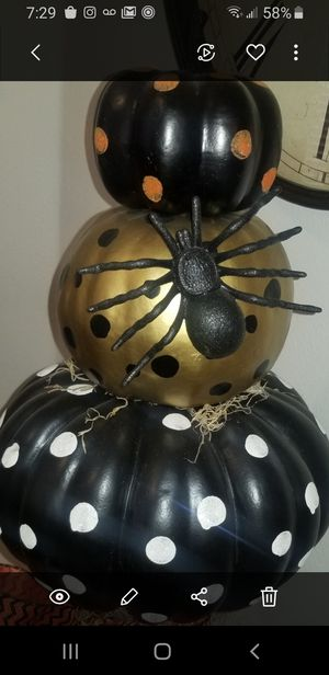 Halloween welcome sign 5ft tall/ 40.00 for Sale in Clovis, CA