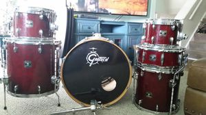 Gretsch 6 piece Catalina Maple Drum Set for Sale in Galloway, OH