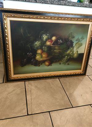 fruit painting for Sale in Phoenix, AZ