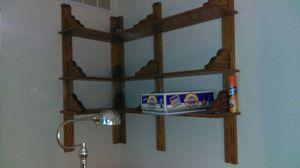 Corner shelf for Sale in Rockwood, MI