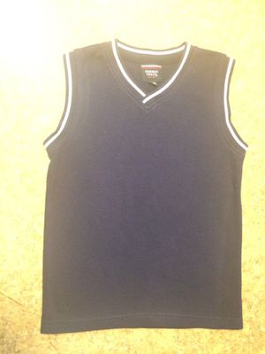 Navy Blue Uniform Sweater Vest Size 10/12 for Sale in Oxon Hill, MD