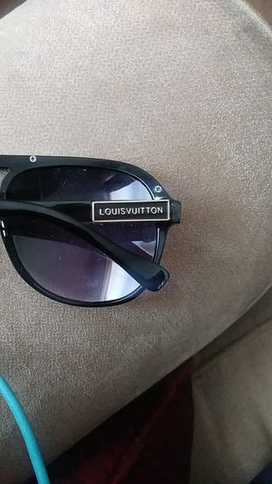 Louis vton shades. They real because they have the code for Sale in Durham, NC