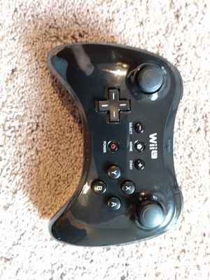 Wii U Wireless Controller for Sale in Houston, TX