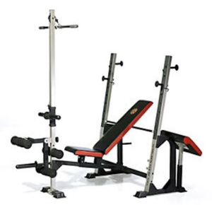 XR5 Olympic Weight Bench Gold Gym for Sale in OR, US