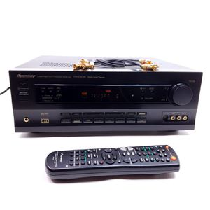 Vintage Pioneer VSX-D509S AV Receiver 5.1 Channel 100W x 5 With Remote,Works! for Sale in Seattle, WA