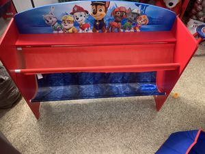 Paw patrol bookshelf for Sale in Queens, NY