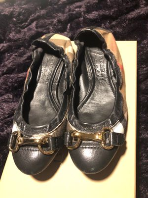 Burberry ballet flats for Sale in Tampa, FL