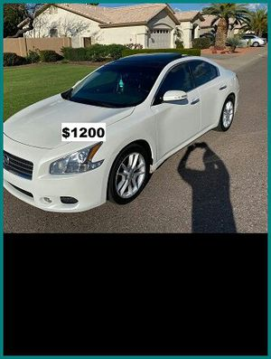 Price$1200 Nissan Maxima for Sale in Montgomery, AL