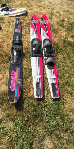 Connelly and Excel slalom and water ski's for Sale in Denver, CO