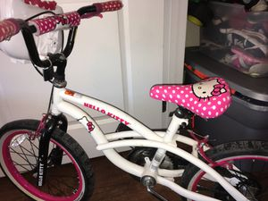 Little girls bike for Sale in Tampa, FL