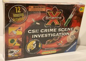 CSI education game for kids 8+ for Sale in Irvine, CA