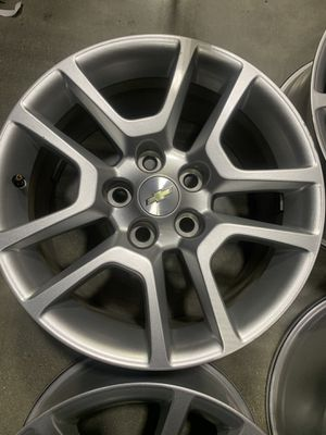 17x8 2016 Chevy Cruze wheels for Sale in Lockport, IL