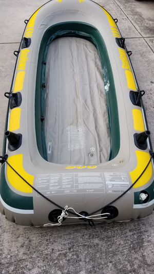 5-person Inflatable Boat for Sale in San Antonio, TX