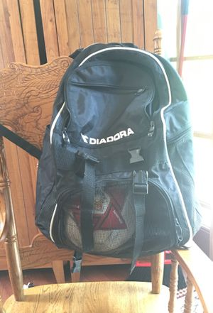 Diadora soccer ball backpack for Sale in Pittsburgh, PA