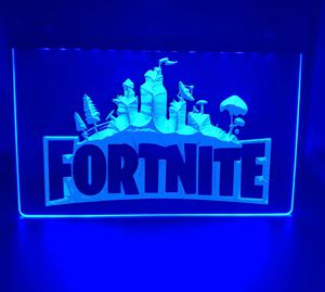 "🎮NEW 3D FORTNITE/XBOX(+OTHERS ) 8x 12"" LED LIGHT 🎮MAN CAVE. BAR. GAME ROOM. NIGHT LIGHT🎮 for Sale in Ontario, CA"