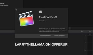 final cut pro for Sale in Los Angeles, CA