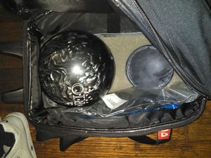 Bowling ball,shoes, and bag for Sale in Knoxville, TN