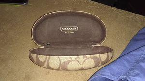 Coach eye glass case for Sale in Arvonia, VA