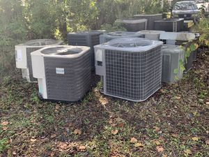 Variety's of used Ac R-22 condenser for Sale in Zephyrhills, FL