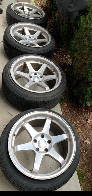 "18"" rims for Sale in Edgewood, WA"