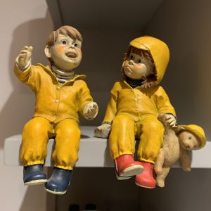"Norwegian ""Barnehage Barn"" Figurines for Sale in Monroe, WA"