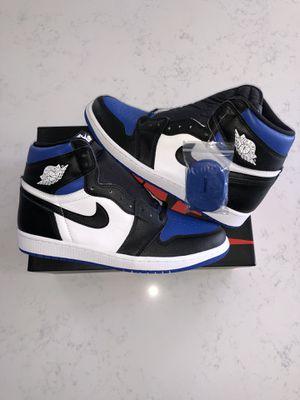 Jordan 1 royal toe 10.5 dswt for Sale in Ashburn, VA