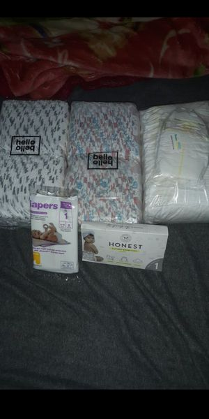 Baby diapers for Sale in Chandler, AZ