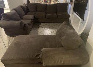 Pluma plush couches for Sale in Riverside, CA