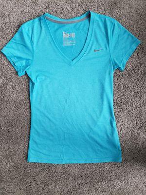 Womens Blue Nike Shirt for Sale in Brick Township, NJ