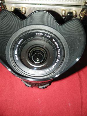 Nikon Sigma Zoom for Sale in Vancouver, WA