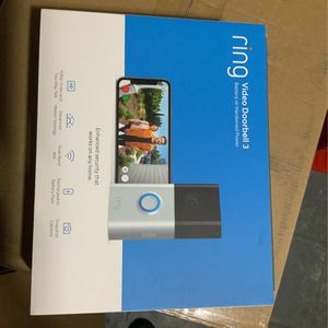Ring Video Doorbell 3 for Sale in New Port Richey, FL
