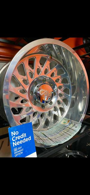 20 x 10 WHEELS AND TIRES for Sale in Phoenix, AZ