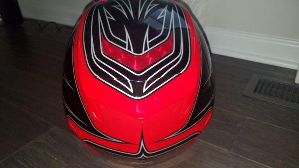 Bell Star motorcycle helmet size medium