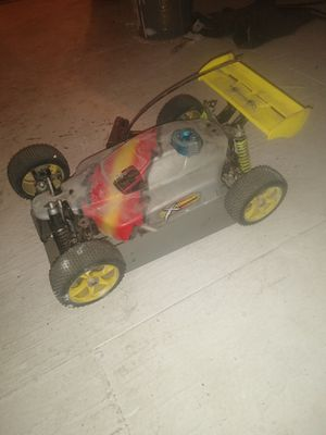 Rc car 4 wd starter box car and radio all work.i have no time for this hobby anymore for Sale in Yucaipa, CA