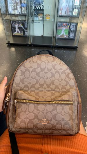 Coach backpack for Sale in Riverside, CA