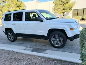 2016 Jeep Patriot Fully Loaded Low Miles for Sale in Las Vegas, NV