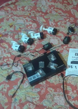 Cobra 8 Channel Security CCTV Security System for Sale in Lawton, OK