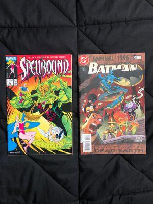 Comic book bundle for Sale in Tulare, CA