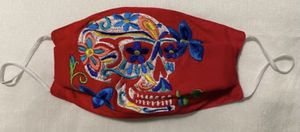 Embroidered skull face mask for Sale in Oakland, CA