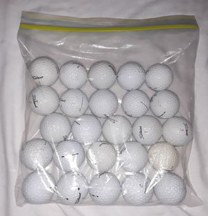 Titleist Golf Balls ( 25) for Sale in Fresno, CA