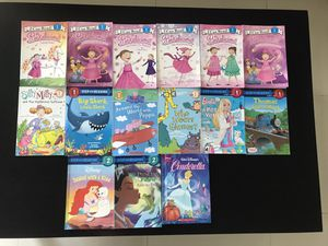 """""""I Can Read"""" Reading Books 1 For girls - PreOwned for Sale in Aventura, FL"""