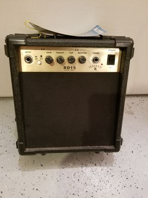 Indiana RD15 Guitar Amp for Sale in Prior Lake, MN