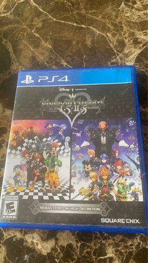 Kingdom Hearts HD 1.5+2.5 for Sale in Tampa, FL